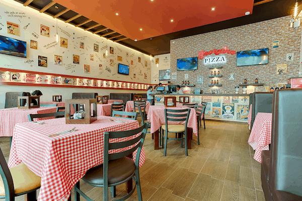 Diseñando una pizzería en Quito