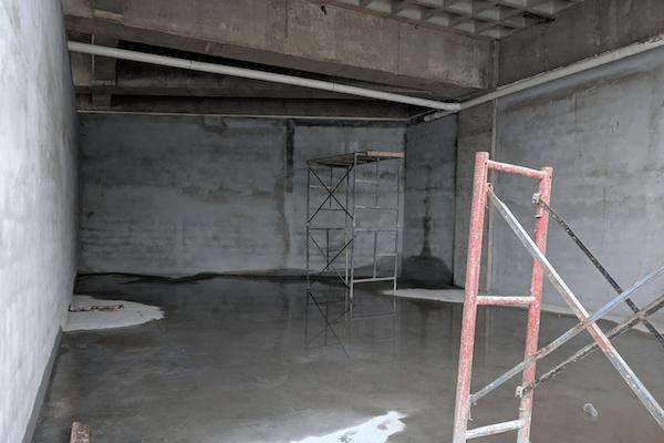 Remodelando un restaurante en Quito